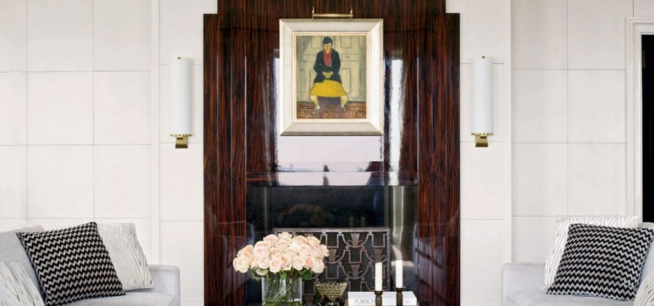 Victoria Hagan Peter Pennoyer Manhattan Art Deco Appartement