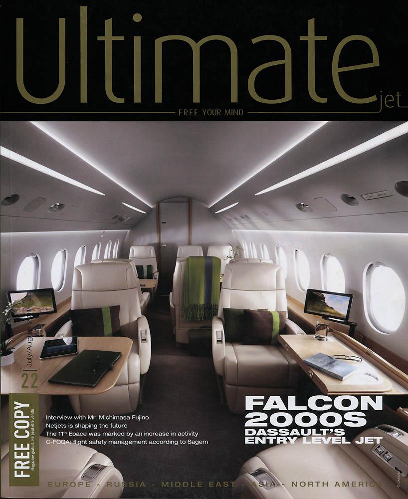 Ultimate - Juillet 2011 - Couverture