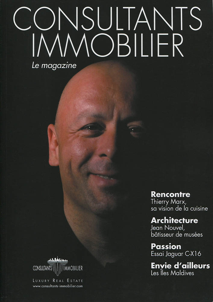 Consultants Immobilier - Octobre 2011 - Couverture