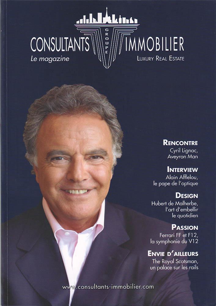 Consultants Immobilier - Juin 2012 - Couverture