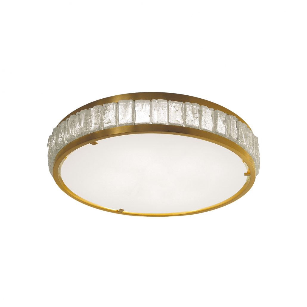 Ceiling light 2058 B Jean Perzel