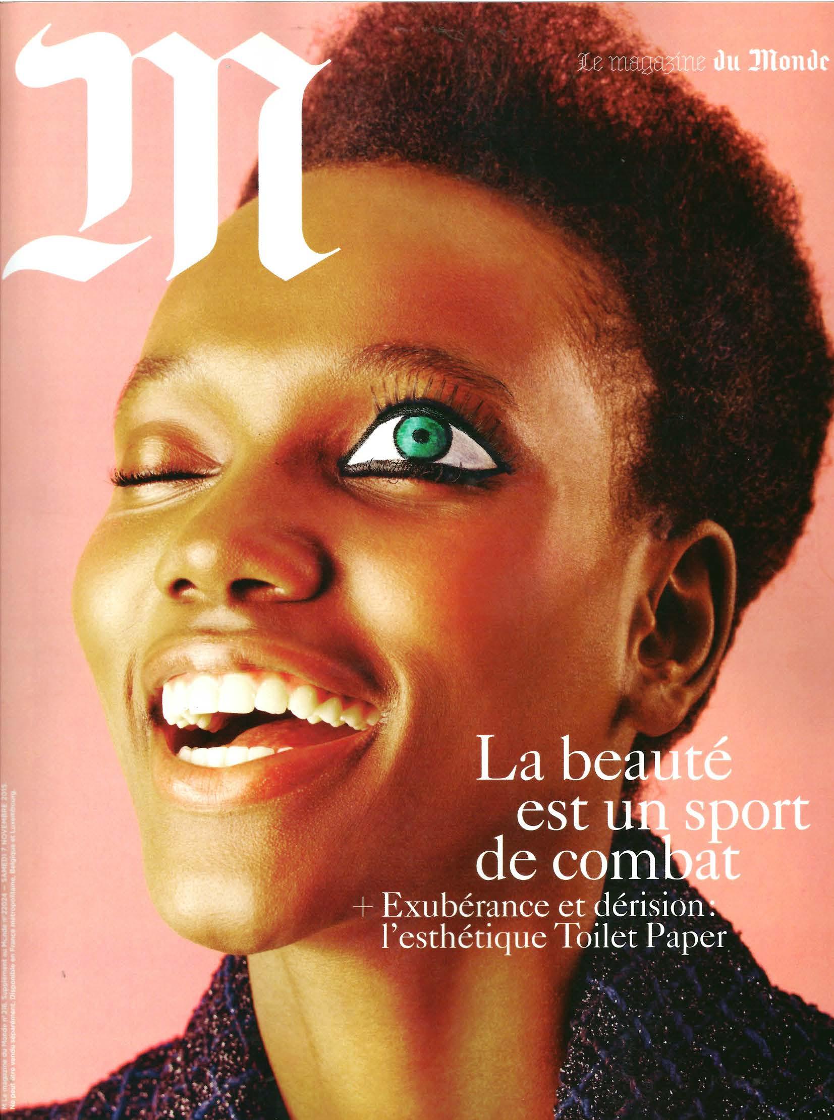 Le Magazine du Monde - Novembre 2015