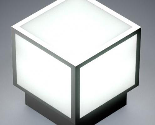 Zoom sur la lampe 575