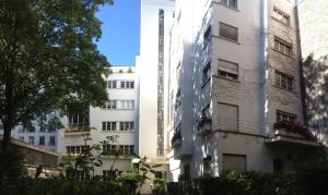 7 rue Méchain - Robert Mallet Stevens