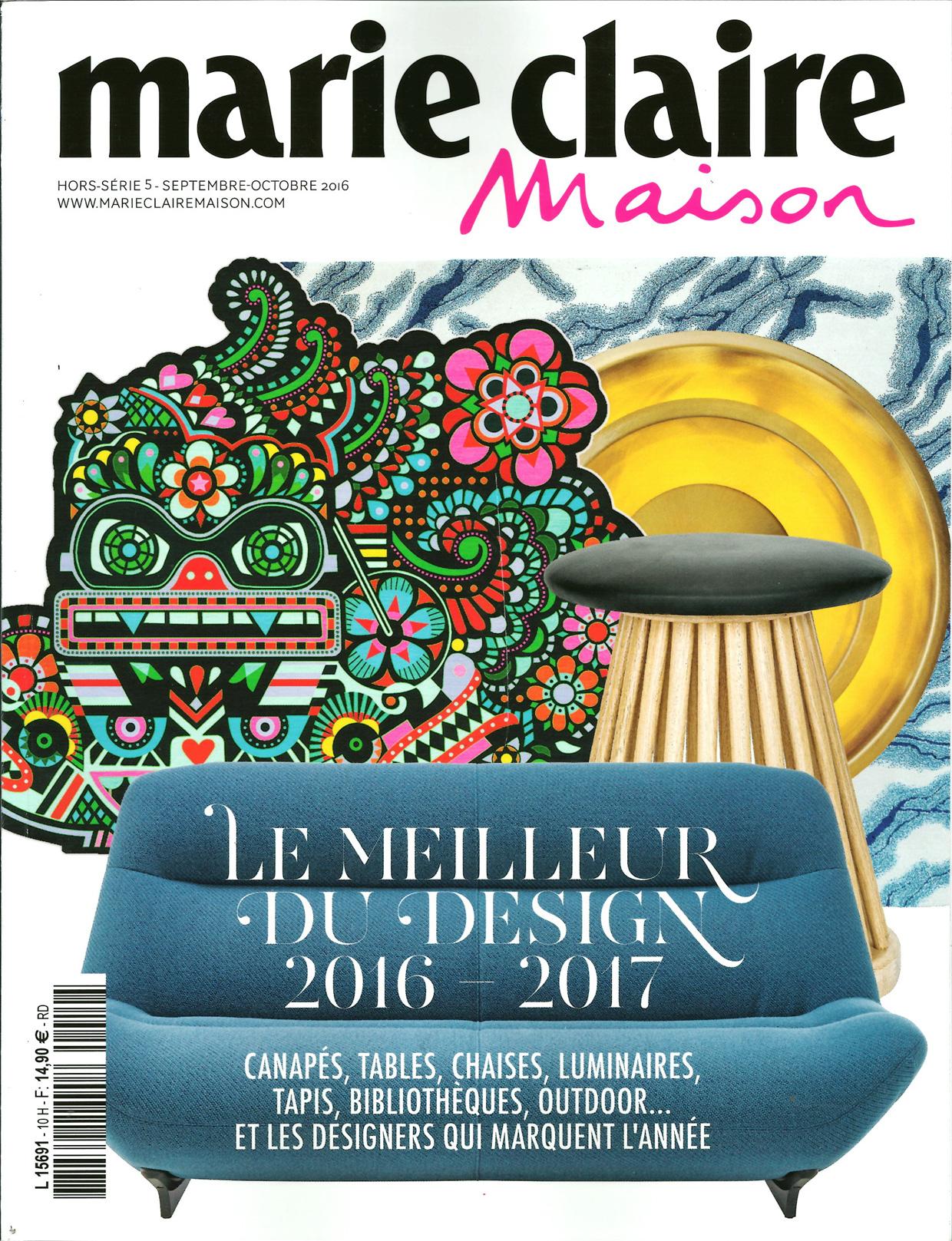 Marie Claire Maison - Hors Série Septembre 2016