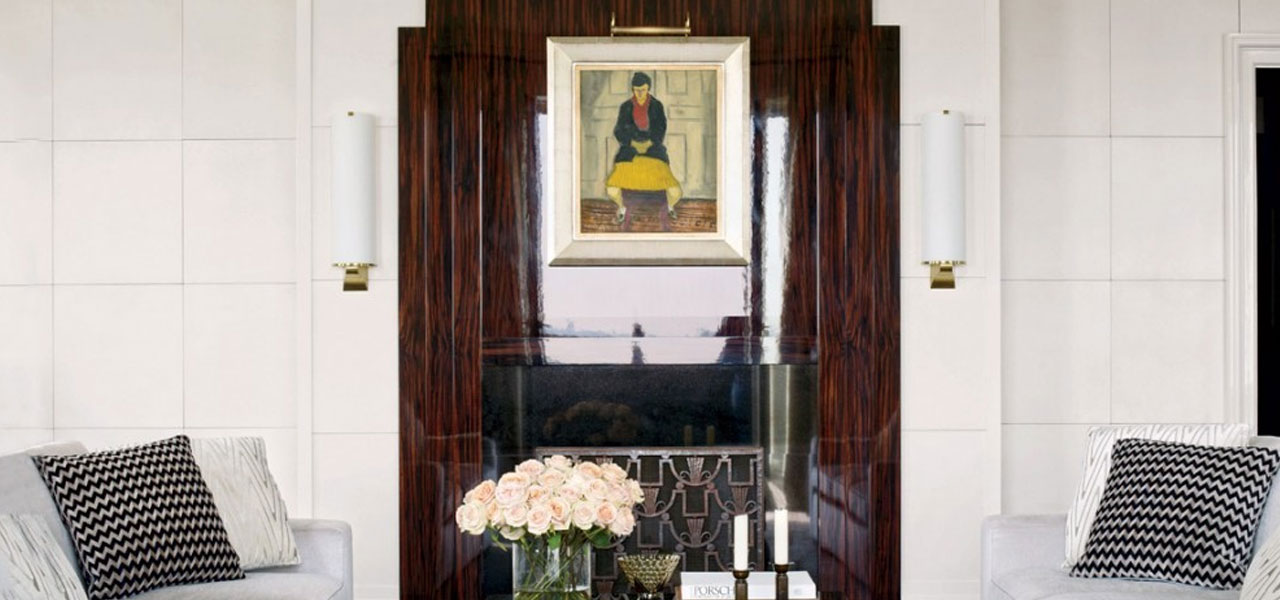 Victoria Hagan Peter Pennoyer Manhattan Art Deco Appartement