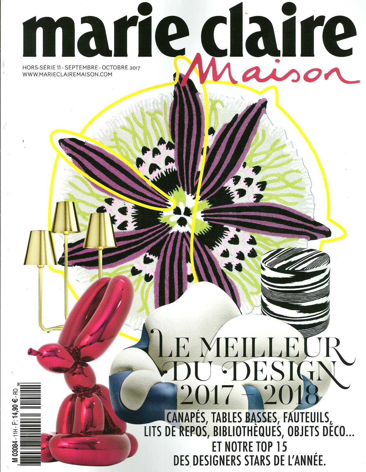 Marie Claire Maison - Hors Série Septembre Octobre 2017