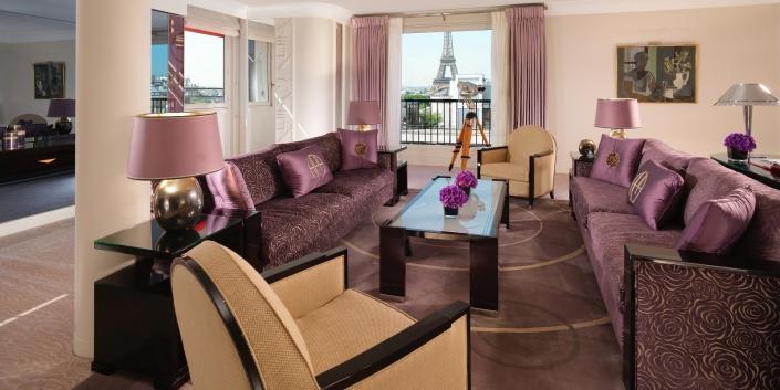 Plaza Athénée - Suite Eiffel - REF. 817M