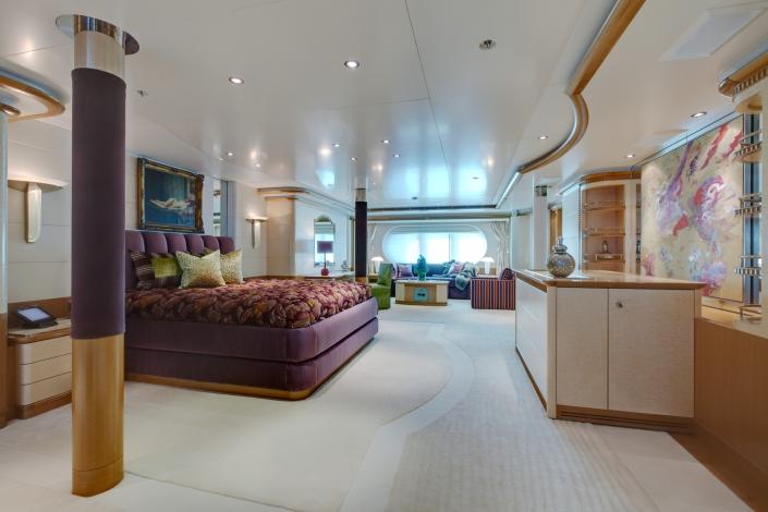 Yacht Pegasus - REF. 650