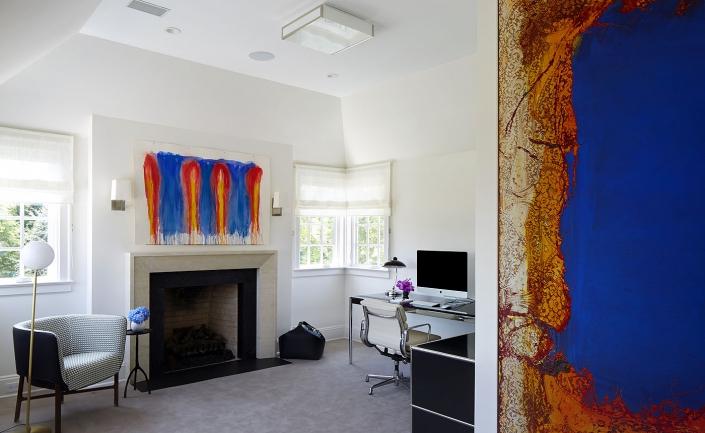 Ascher Davis Architects - Sagaponack Residence - REF. 2045