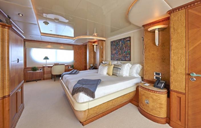 Zuretti Yacht Kanaloa - REF. 650