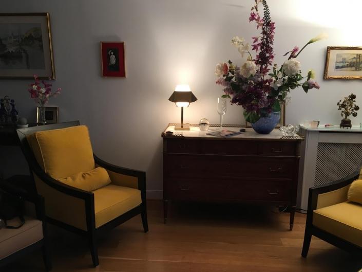 Appartement client - Lampe 144