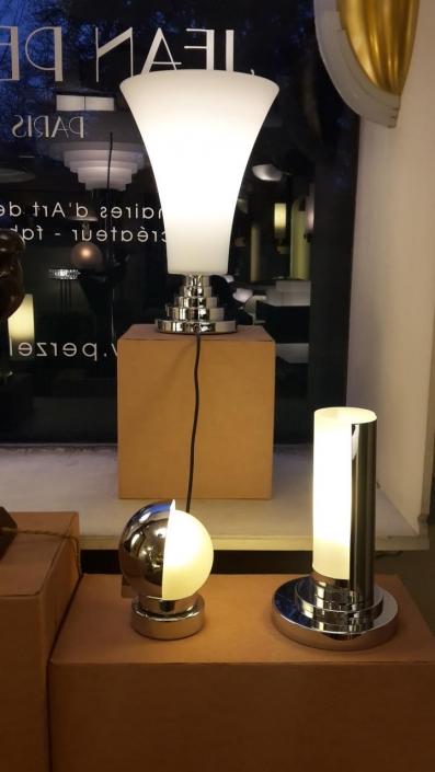 Lampes REF. 313bis - 1143L - 920