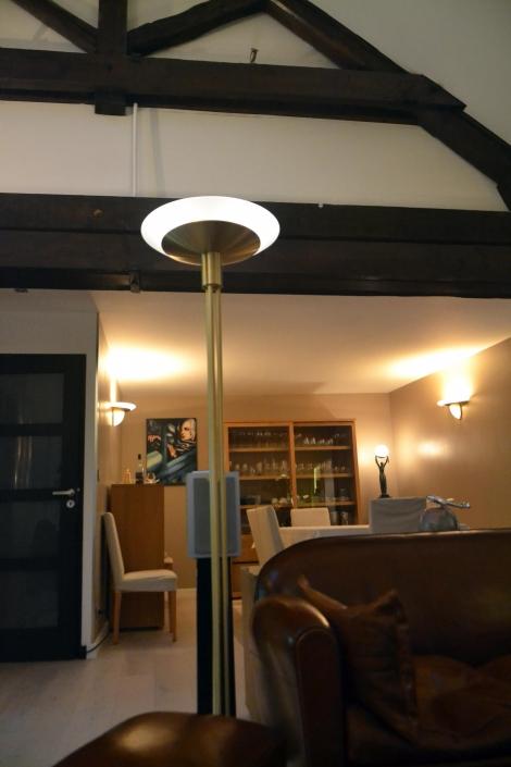 Appartement Client - 542bis - Lampadaire 44