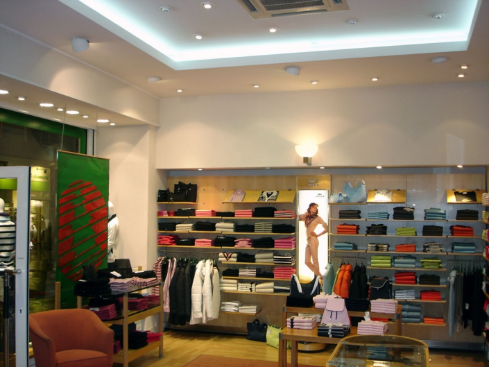 Boutique Lacoste - REF. 341V