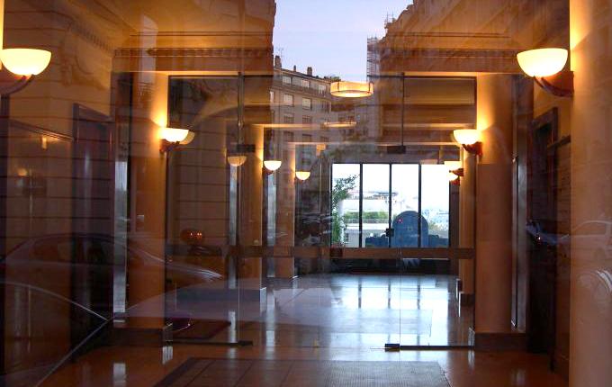 Hall Immeuble - REF. 347BV