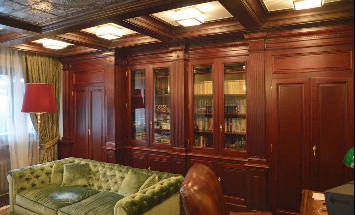 Kuznetsov Interior - REF. 2060A