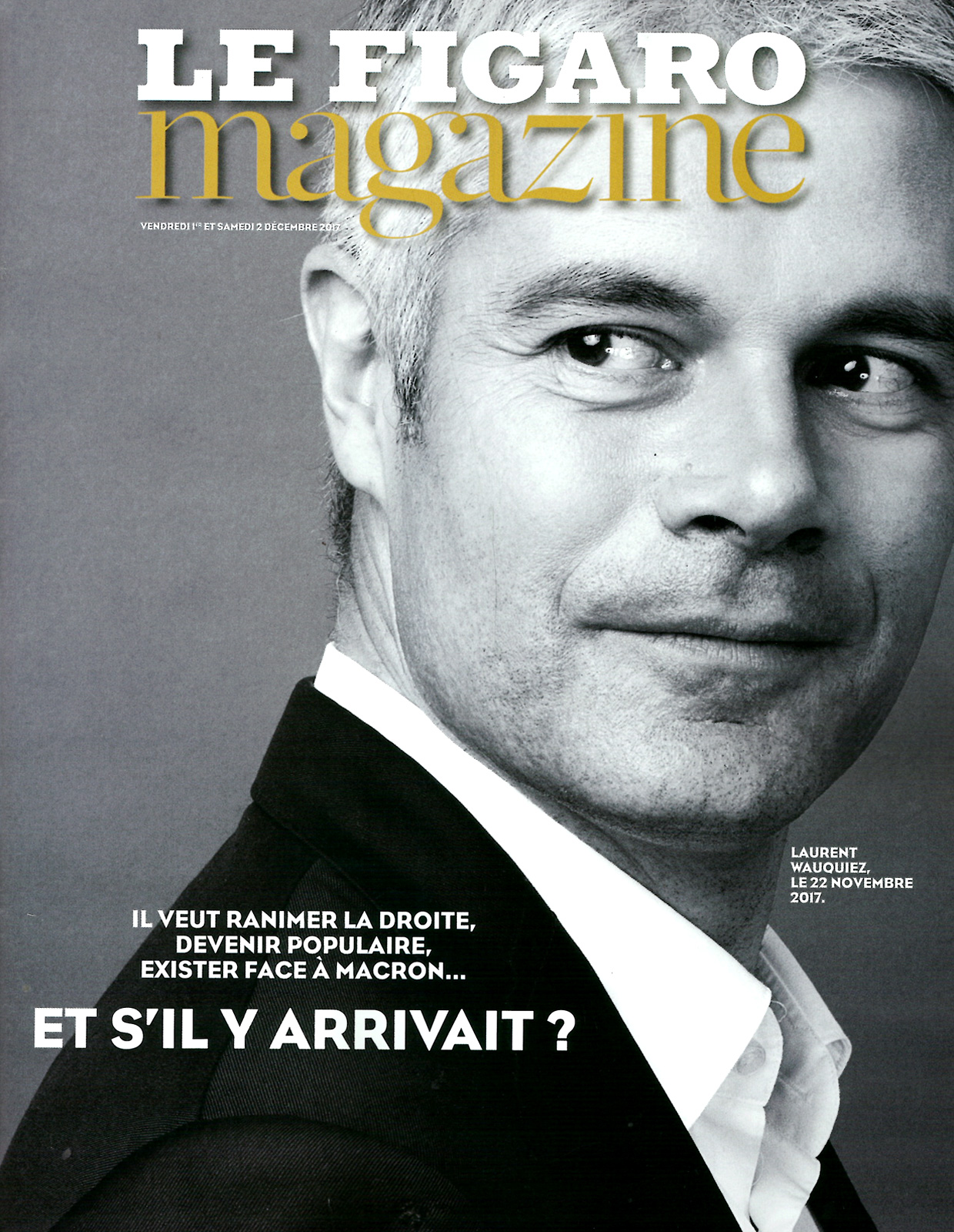 Le Figaro Magazine - Décembre 2017