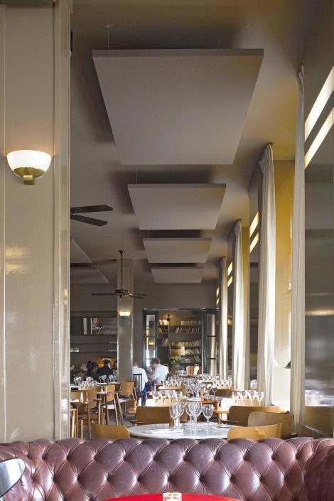 Restaurant Le Fumoir - REF. 540V