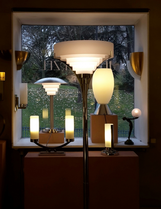 Luminaires Jean Perzel - REF. 520 - REF. 13C - REF. 658 - REF. 162 - REF. 1000bis - REF. 1142D - REF. 540M - 313bis