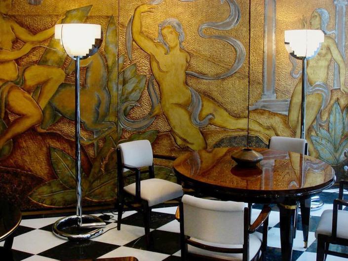 Galerie Jungi - Lampadaire REF. 15 Jean Perzel