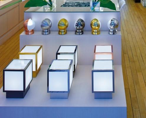 Lampes design Jean Perzel - REF. 575 - REF. 1143L