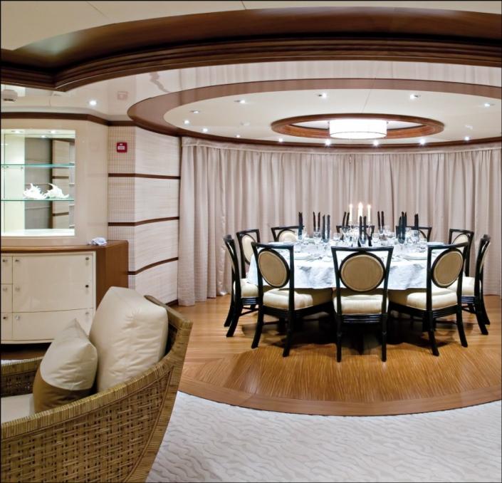 Superyacht Princess Iolanthe - REF. 350