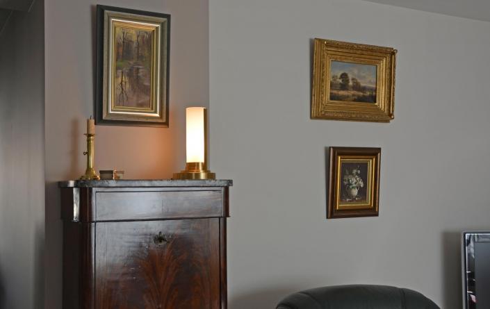 Photo Client Jean Perzel - Lampe 313bis