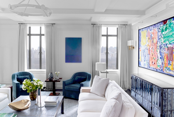 Victoria Hagan - Ferguson & Shamamian Architects – San Remo New-York - REF.  1141