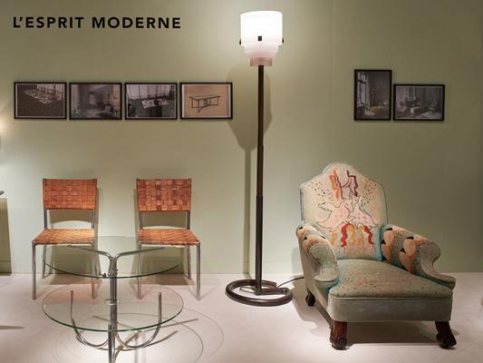 Lampadaire 1 C - Galerie Jacques Lacoste