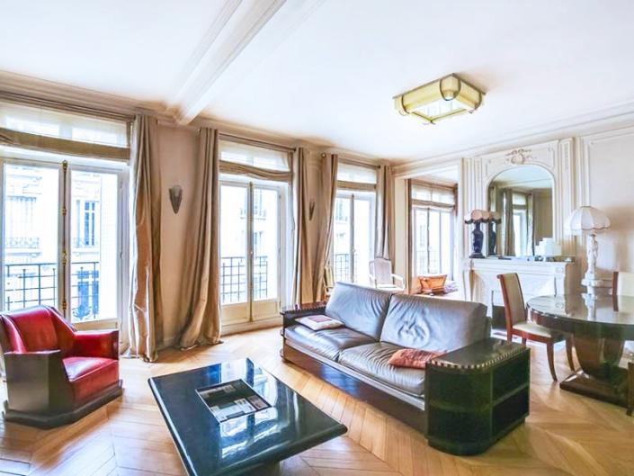 Plafonnier 373 - Appartement Haussmanien Neuilly-sur-Seine