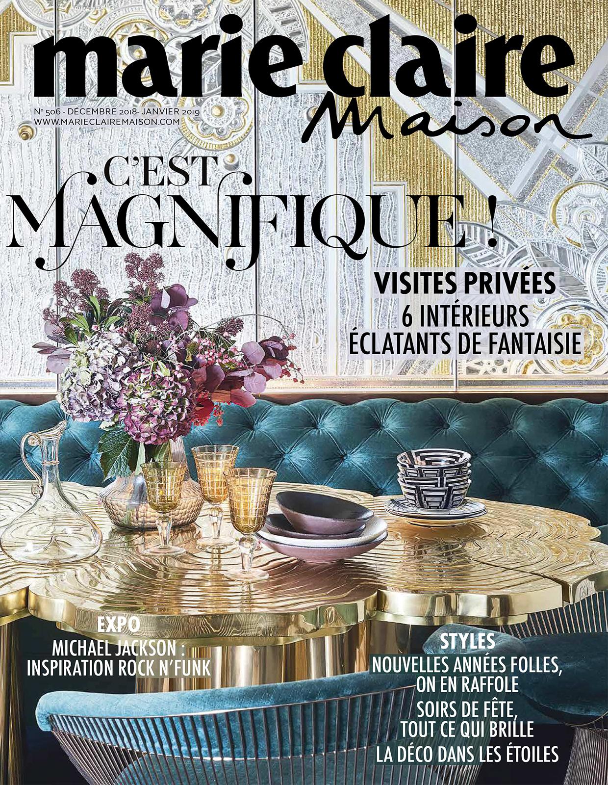 Marie-Claire Maison - Décembre 2018