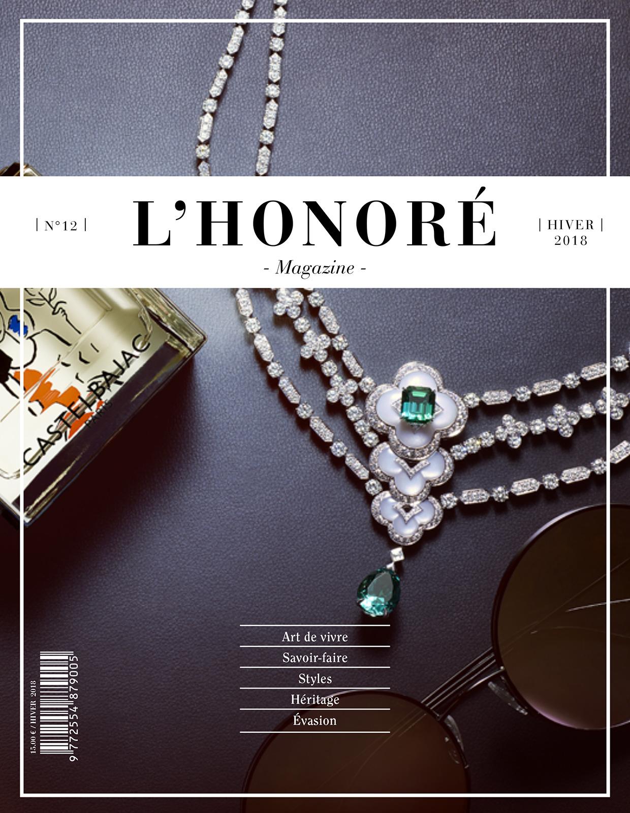 Honoré Magazine - Hiver 2018