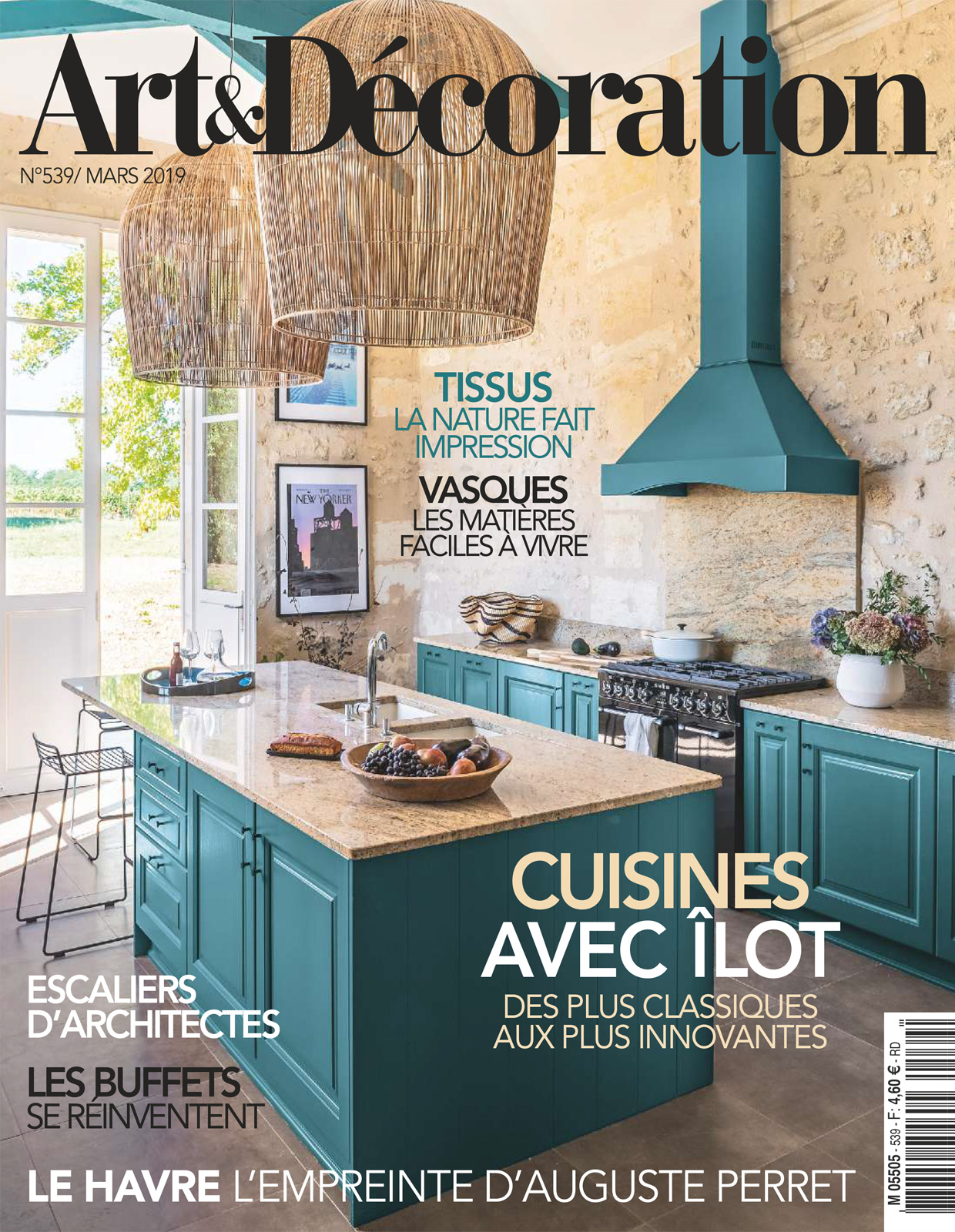 Art & Decoration - Mars 2019