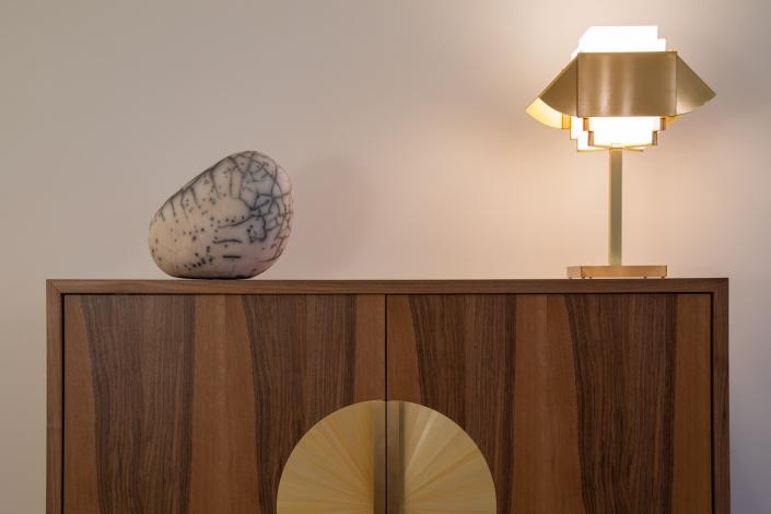 CA2 Design Interieur - Lampe Art Déco REF. 144