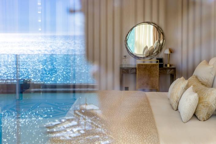 Hotel de Paris Monte Carlo - Diamond Suite Princesse Grace - Lampe 509 BIS