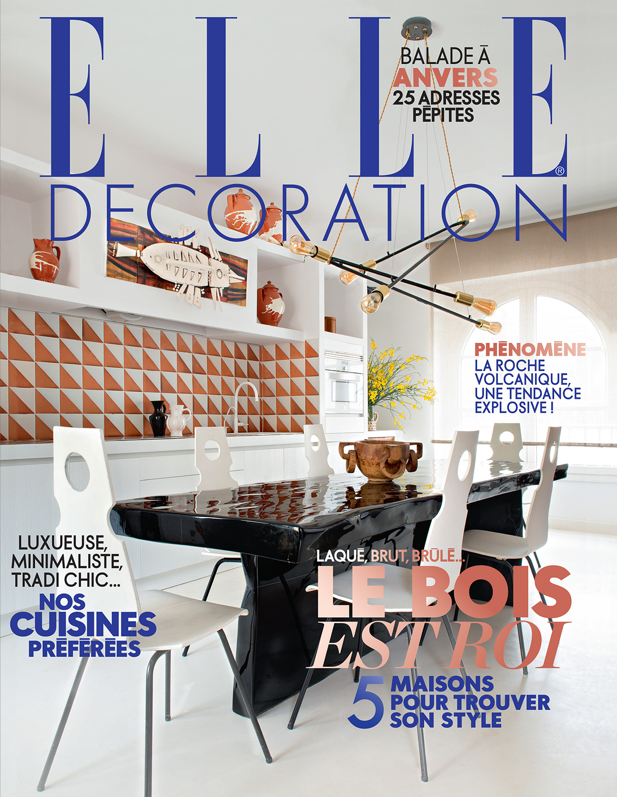 ELLE Décoration - Octobre 2019