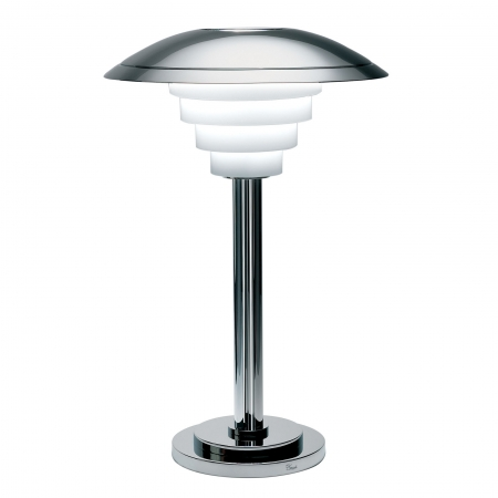 Lampe Jean Perzel 162 chrome