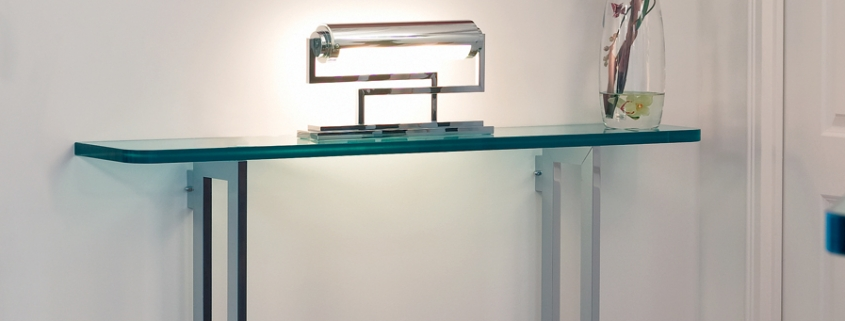 Glass Console Table 31 M