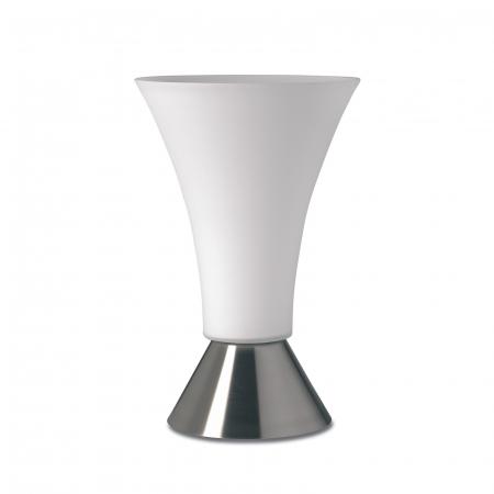 Lamp Jean Perzel 999 nickel