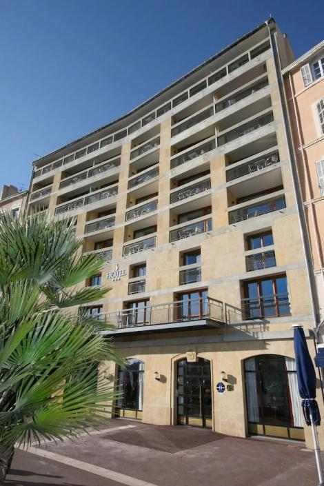 Hôtel la Résidence du Vieux-Port - REF. 1045 Face PM
