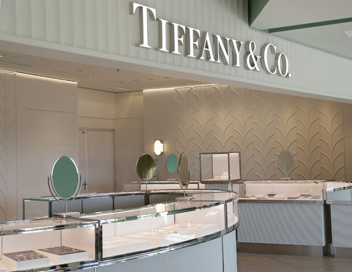 Tiffany on the Celebrity Edge - REF. 2069