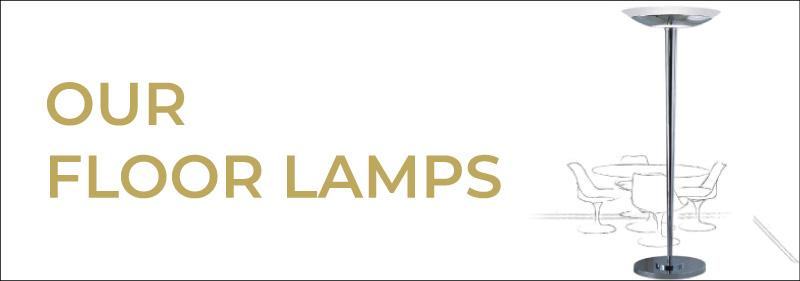 Floor lamps - Atelier Jean Perzel