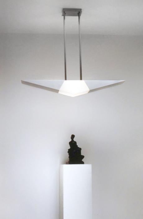 Plafonnier REF. 2080 Jean Perzel