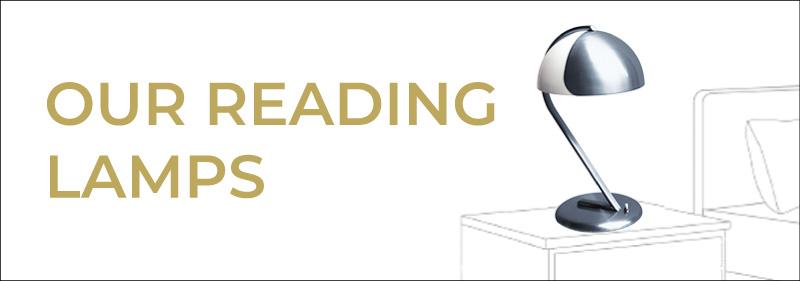 Reading lamps - Atelier Jean Perzel