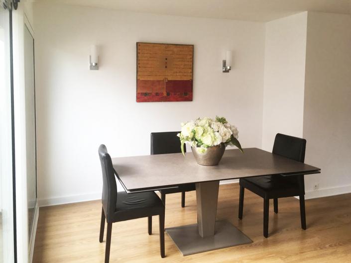 Appartement client – Applique 1142 D Jean Perzel