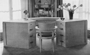 Lampe de Bureau 511 bis au SAD de 1936