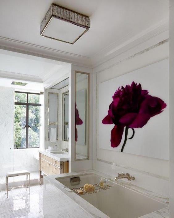 Erica Millar Design - Plafonnier 2060 A Jean Perzel
