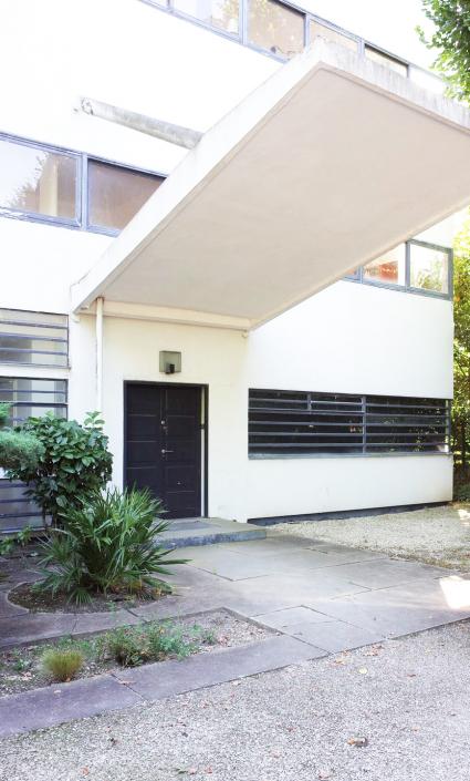 Villa Stein - Le Corbusier – Applique / Outdoor Wall light REF. 1151 GM by Jean Perzel