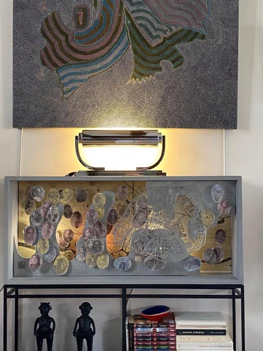 Lampe Jean Perzel No. 230